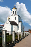 Church of st. vladimir on summer day Stock Images