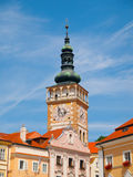 Church of St. Wenceslas Stock Images
