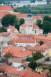 Church of St. Wenceslas, Mikulov, Czech Republic Royalty Free Stock Photo