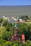 Church of St. Wojciech Stock Photo