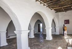 Church of Sta Eularia Stock Photos