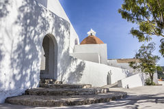 Church of Sta Eularia Royalty Free Stock Photography