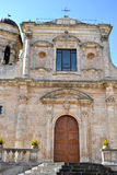 Church, Palazzolo Acreide Stock Image