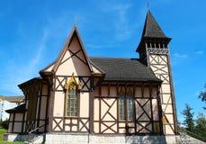 Church in Stary Smokovec, High Tatras, Slovakia. Church in Stary Smokovec, High Tatras Vysoke Tatry, Slovakia Royalty Free Stock Photography