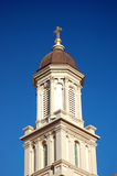 Church steeple Royalty Free Stock Images