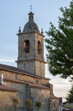Church steeple Royalty Free Stock Image