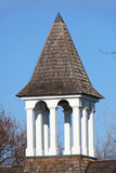 Church steeple. Close up of old church steeple Stock Images