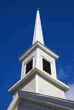Church steeple vertical Stock Images
