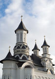 Church steeples Royalty Free Stock Image