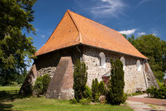 Church Stellau in Germany Royalty Free Stock Photos
