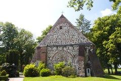 Church Stellau in Germany Royalty Free Stock Image