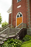 Church steps Royalty Free Stock Photography