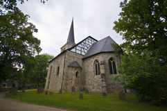 Church in Stiepel Stock Photography