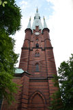 Church in Stockholm, Sweden Stock Image