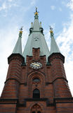 Church in Stockholm, Sweden Royalty Free Stock Photography