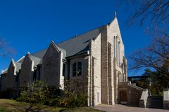 Church of Stone Royalty Free Stock Photo