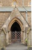 Church Stone Doorway. Stock Photography