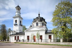Church of Sts. Alexander Nevsky Stock Photos