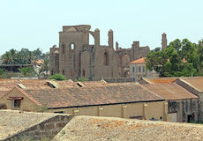 Church of Sts. Peter and Paul (1359), Famagusta Stock Image