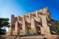 Church of Sts. Peter and Paul, renamed as the Sinan Pasha Mosque. Famagusta, Cyprus Royalty Free Stock Image