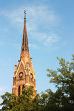 Church in Subotica Stock Photo