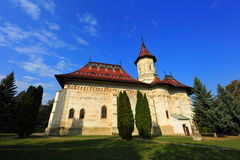 Church in Suceava Stock Photography