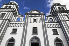 Church of Suyapa, Honduras Royalty Free Stock Photography
