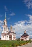 Church in Suzdal Stock Photo