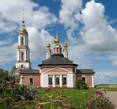 Church in Suzdal Stock Images