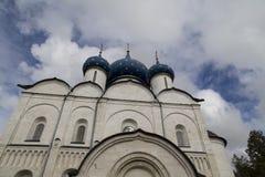The church in suzdal kremlin,russian federation. The church in suzdal kremlin is taken in russian federation stock photos
