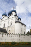 The church in suzdal kremlin,russian federation Royalty Free Stock Images