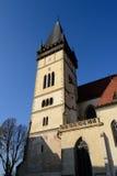 Church of Sv. Aegidius, royalty free stock photography