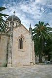 Church Sv. Spas in Topla, Herceg Novi Royalty Free Stock Photo