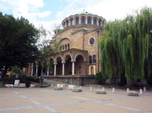 Church  Sveta Nedelya Sofia Bulgaria Europe. Church of Sveta Nedelya Sofia Bulgaria Europe Stock Photography