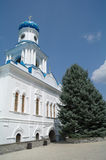 Church in Svjatogorsk, Ukraine Royalty Free Stock Photos