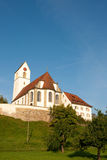 Church in Switzerland Stock Photo