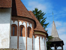The church of Szalonna (Hungary) Stock Photography