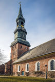 Church in Tönning Royalty Free Stock Images