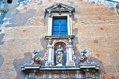Church, Taormina Royalty Free Stock Photos