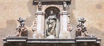 Church in Taormina Royalty Free Stock Photos