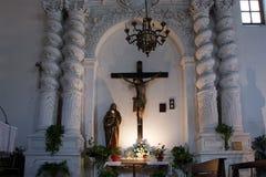 Church in Taormina, Sicily, Italy Royalty Free Stock Image