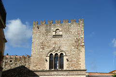Church in Taormina, Sicily, Italy Royalty Free Stock Image