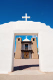Church in Taos Stock Photos