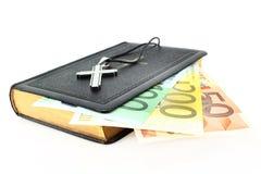 Church tax Stock Image