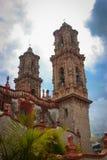 Church of Taxco, Guerrero. Mexico. Outside Stock Photos