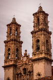 Church of Taxco, Guerrero. Mexico. Outside Royalty Free Stock Image