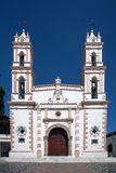 Church in Taxco, Mexico Royalty Free Stock Photography