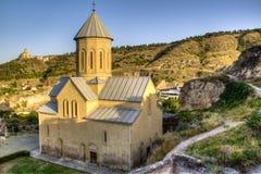 Church in Tbilisi, Georgia Royalty Free Stock Image