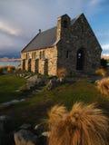 Church at Tekapo Stock Photo