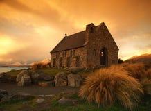 Church at Tekapo Stock Photography
